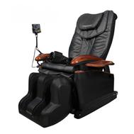 Массажное кресло YAMAGUCHI YA-2500 черный/бежевый, фото 1