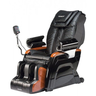 Массажное кресло YAMAGUCHI YA-3000 черный/бежевый, фото 1
