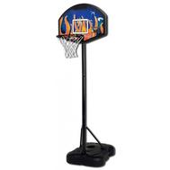 Стойка баскетбольная SPALDING NBA JUNIOR SERIES 32 FAN COMPOSITE, фото 1