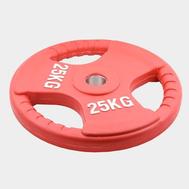 Олимпийский диск евро-классик с тройным хватом 25 кг., фото 1