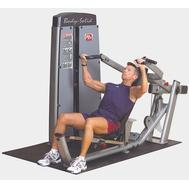 Грузоблочный тренажёр - жим тяги от груди и плеч BODY SOLID PRODUAL DPRS-SF, коммерческий, фото 1