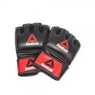 Профессиональные кожаные перчатки Reebok Combat для MMA, размер L, фото 1