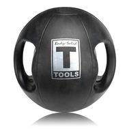 Тренировочный мяч с хватами 8,2 кг (18lb), фото 1