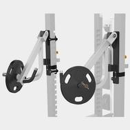 Рычаги для жима для силовой рамы MEGA POWER RACK MATRIX MAGNUM OPT17R, фото 1
