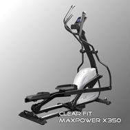 Эллиптический тренажер CLEAR FIT MAXPOWER X350, фото 1