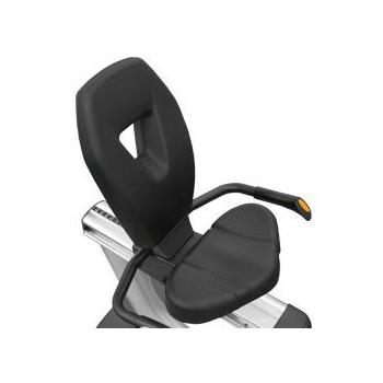 Горизонтальный велоэргометр BRONZE GYM R1001 PRO, фото 9