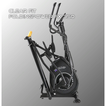 Эллиптический тренажер CLEAR FIT FOLDING POWER FX 350, фото 4