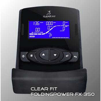 Эллиптический тренажер CLEAR FIT FOLDING POWER FX 350, фото 2