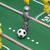 Игровой стол футбольный FORTUNA DOMINATOR FDH-455, фото 5