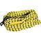 Фал Proline для 5-6-местных баллонов плавающий 60FT 6-RIDER SAFETY TUBE ROPE Yellow/Black, фото 1